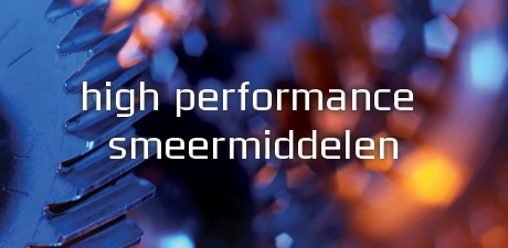 high performance smeermiddelen