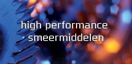 high performance smeermiddelen